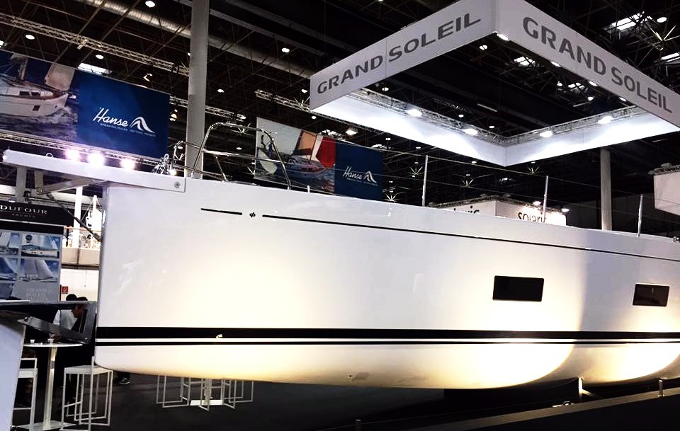 Grand Soleil Showcase at the Düsseldorf Boat Show 21 – 29 January 2017