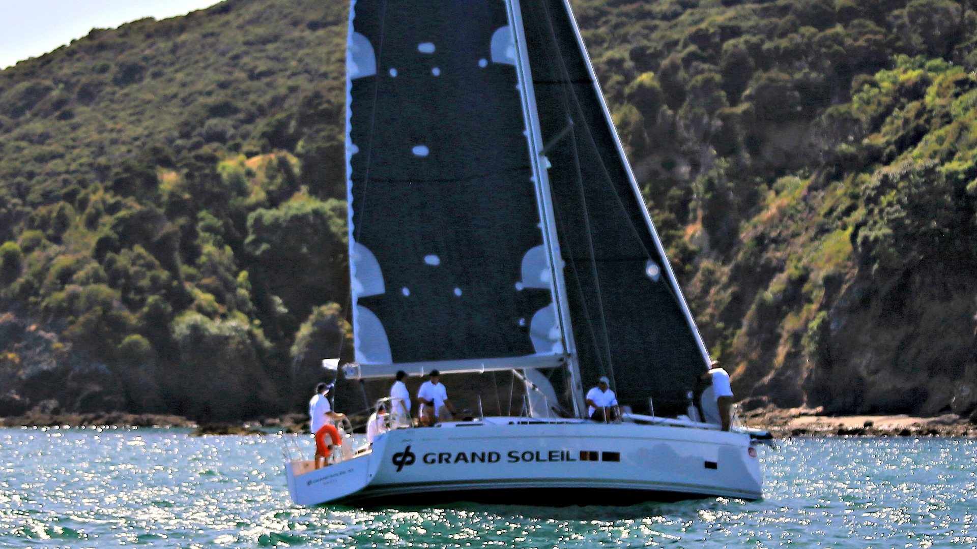 Grand Soleil 43 Boat Review by Boating New Zealand